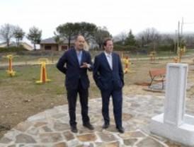 La Comunidad amplía las instalaciones del parque de las Mallas en Garganta de los Montes