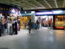 Los comerciantes de Metro piden ayudas para contrarrestar la huelga