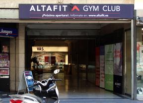 El teatro Arenal se convierte en gimnasio