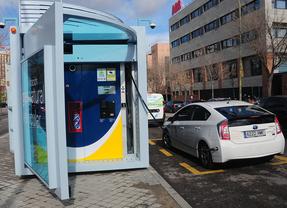 Botella inaugura la primera estación de gas natural para vehículos en la vía pública