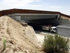 La M-307 quedará este martes cortada al tráfico entre la M-404 y San Martín de la Vega