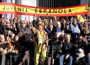 Fascistas y antifascistas vuelven a tomar Madrid