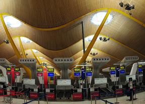 La huelga de pilotos de Lufthansa cancela 19 vuelos este viernes en Madrid