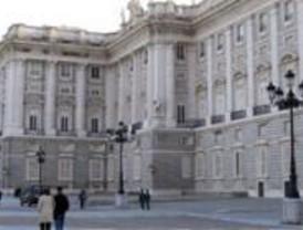 Un centenar de 'amotinados' tomarán el Palacio Real el 5 de abril