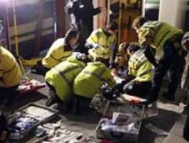 Las emergencias reducen la media de sus trayectos un 5 por ciento