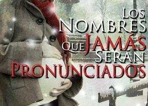 'Los nombres que jamás serán pronunciados', la tercera novela de Alicia Huerta