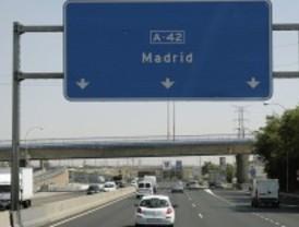 Getafe buscará financiación de la UE para enterrar la autovía de Toledo