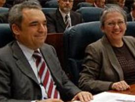 Simancas ofrece el número dos de las listas del PSOE a Matilde Fernández