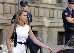 Cospedal conoció la reunión entre Bárcenas, Rajoy y Arenas