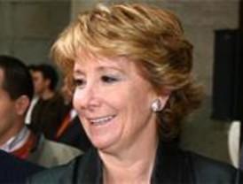 Aguirre decide visitar el nuevo Hospital de Aranjuez