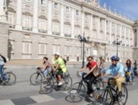 Las bicicletas se apoderarán el domingo de la ciudad