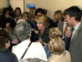 Aguirre y Güemes visitan Leganés en plena vuelta del 'caso Severo Ochoa'