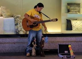 Los músicos callejeros tienen un mes para apuntarse a las pruebas municipales