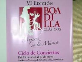 La VI edición de 'Boadilla Clásicos' homenajea a las mujeres compositoras