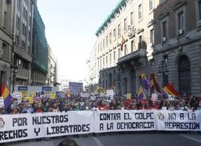 La Marea Ciudadana reúne en la calle a los movimientos sociales madrileños