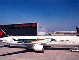 Air Canadá inaugura el primer vuelo sin escalas entre Madrid y Canadá