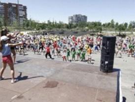 Madrid se vuelca con el Día Olímpico