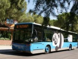 Buses especiales entre el Zoo y la Casa de Campo los fines de semana