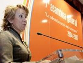 La Comunidad invertirá 700 millones de euros en los municipios hasta 2011