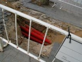 Vecinos de La Palma y San Vicente Ferrer denuncian la ilegalidad de unas obras