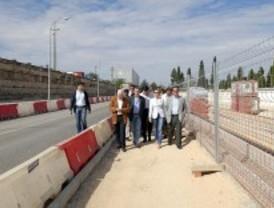 Mejoras para vehículos y peatones en Aranjuez