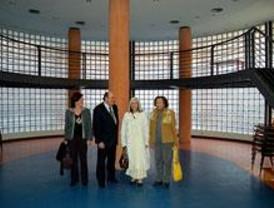 La Biblioteca del Retiro se llamará Jorge Luis Borges