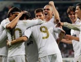 El Madrid pasa a cuartos de la Champions