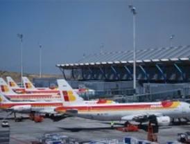 Siete vuelos a Francia son cancelados por la huelga