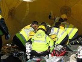Dos muertos tras un accidente de tráfico en Torrejón de Ardoz