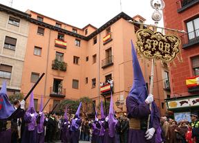 El tiempo respeta las procesiones de Jueves Santo