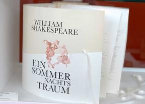 'Shakespeare encuadernado', en la Imprenta Municipal