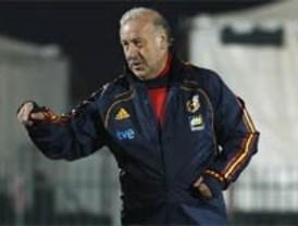Del Bosque llama a cinco madridistas a la Selección para jugar contra Colombia