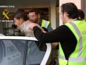 Desarticulado en Murcia un violento grupo de atracadores de estancos y bazares