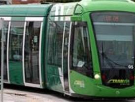 El tranvía de Parla completará su trazado circular a comienzos de 2008