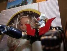 Los menores infractores recogen juguetes para los niños necesitados