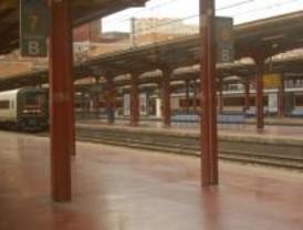 Retrasos y paros en varias líneas de Cercanías y Metro