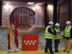 El túnel del Metro a Las Rosas está listo