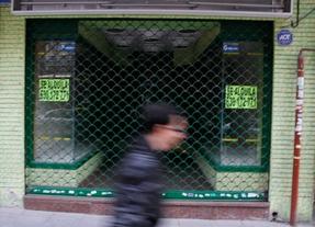 Las familias y empresas en quiebra descienden un 22% en Madrid