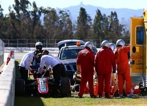 G.P. de España. McLaren vuelve al