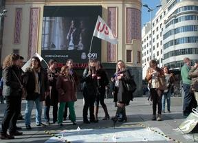 Madrid grita ¡NO! a la violencia de género