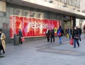 Los madrileños gastarán menos en las rebajas