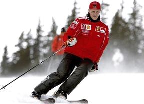 Schumacher trasladado de hospital