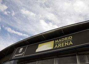Una herida en el Madrid Arena: