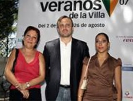 Carmen Linares abre una nueva semana flamenca en los Jardines de Sabatini