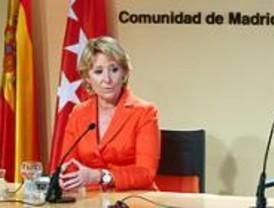Aguirre se haría fotos preelectorales con Zapatero a cambio de inversiones