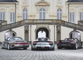 El Porsche 918 Spyder ya es historia