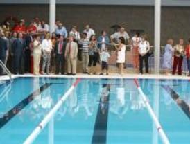 Inaugurada una piscina en Alpedrete gracias al PRISMA