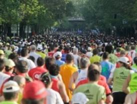 140 atletas fueron asistidos en la carrera de Madrid