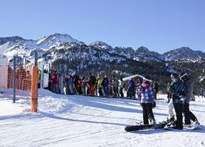 Grandvalira recibe 44.000 esquiadores durante el puente de la Inmaculada