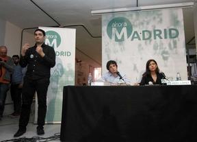 Unas 15.000 personas han elegido candidato en Ahora Madrid